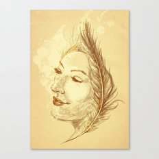 MUSE Canvas Print