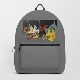 Dragon Wings Of Fire Backpack