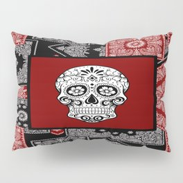 Red Racer Pillow Sham