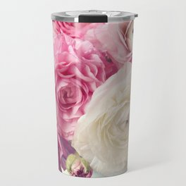 shades of pink Travel Mug