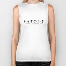Little Inspired by the TV show Friends Biker Tank