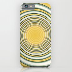 Winding Spiral iPhone 6s Slim Case