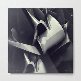 Pareidolia Metal Print