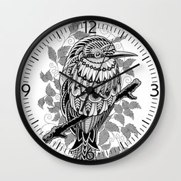 Bee Eater Wall Clock