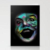 joker Stationery Cards featuring Joker by Urban Artist