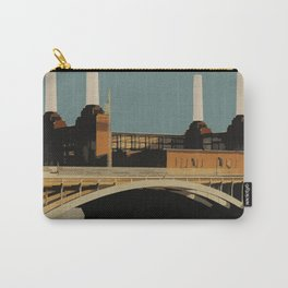 Pop Power (Battersea - Square) Carry-All Pouch