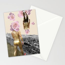 San Francisco Gold Stationery Cards