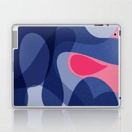 Evolution of a Dot | Modern Happy Art Laptop & iPad Skin