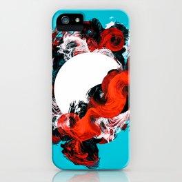In Circle - I iPhone Case