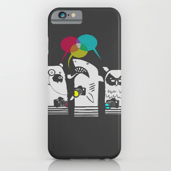 Color Theorists iPhone & iPod Case