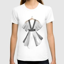 Kimono dress design T-shirt