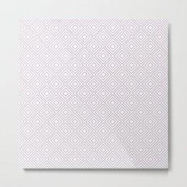 Eminence Squares   Beautiful Interior Design Metal Print