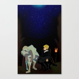 Return of the Jedi Canvas Print