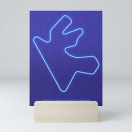 Losail International Circuit Mini Art Print