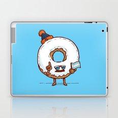 The Chicago Donut Laptop & iPad Skin