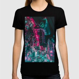 Cyberpunk Mask T-shirt
