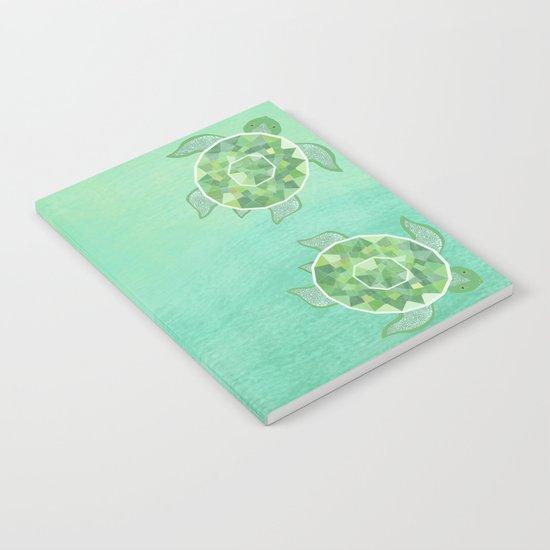Turtle - Emerald Notebook