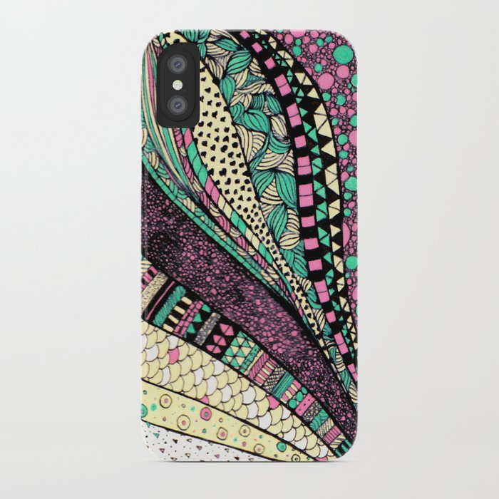 too tall iPhone Case