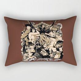 J-LEAGUE - Japanese Special Force Rectangular Pillow
