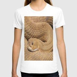 Brown Rattlesnake  T-shirt