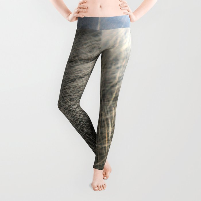 ScratchTrainWindow, Abstract No.1 Leggings
