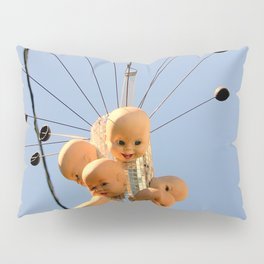 These Dolls Gave Great Head-s Pillow Sham