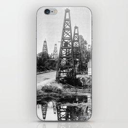 Los Angeles, Toluca Street, ca.1895-1901 iPhone Skin