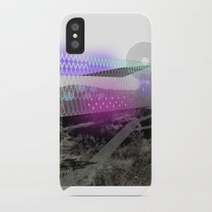 Spider House iPhone X Slim Case