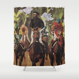 Smells Like Victory Shower Curtain