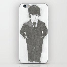 Damien. iPhone Skin