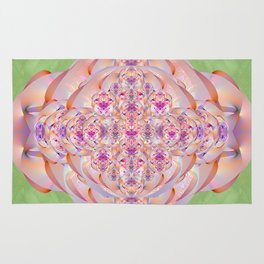Flower Manifold Rug