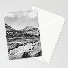 pyramid peaks Stationery Cards