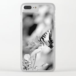 Butterflies Are Free Clear iPhone Case