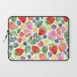 Summer Berries Laptop Sleeve