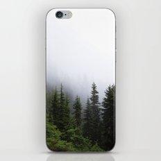 Simplify, simplify iPhone Skin