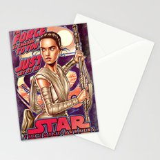 The Force Is Calling To You Stationery Cards