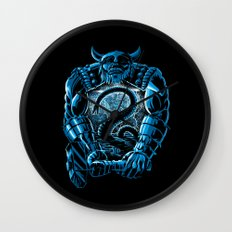 Son of Odin Wall Clock