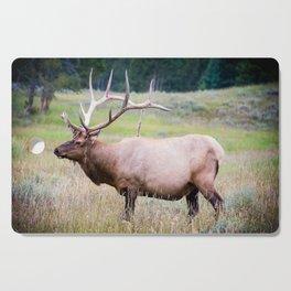 Yellowstone Cutting Board