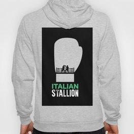 Italian Stallion Balboa Ring Hoody