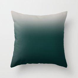 Dark Emerald N4 Throw Pillow