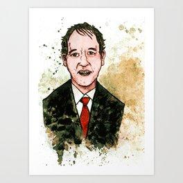 Sam Raimi Art Print