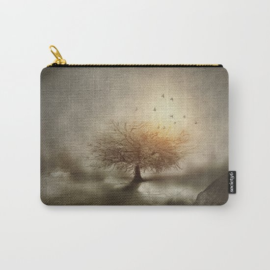 Lone Tree Love IV Carry-All Pouch