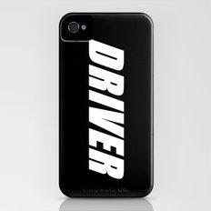 driver iPhone (4, 4s) Slim Case