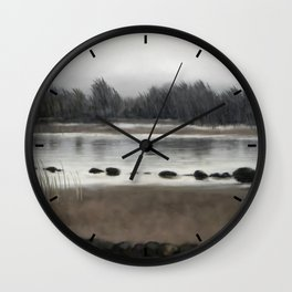 Too early out Wall Clock