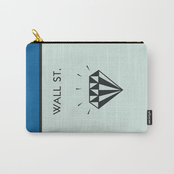 Occupy Wall Street? Carry-All Pouch