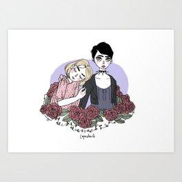Nee Nana Art Print