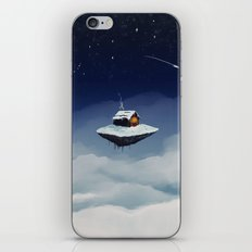 Isolated iPhone Skin