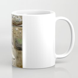 Wolf by the Riverbed Coffee Mug