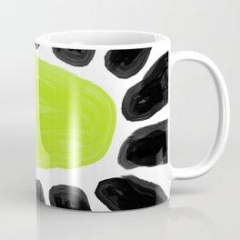 Kiwifruit lime green Coffee Mug