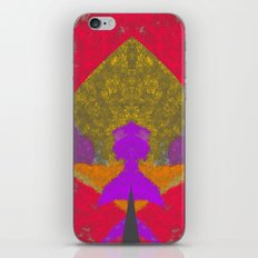 Mastifically Colorful iPhone Skin
